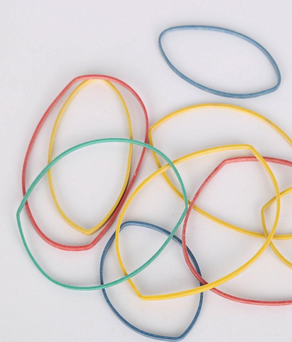 Bracelets élastiques 1 KG