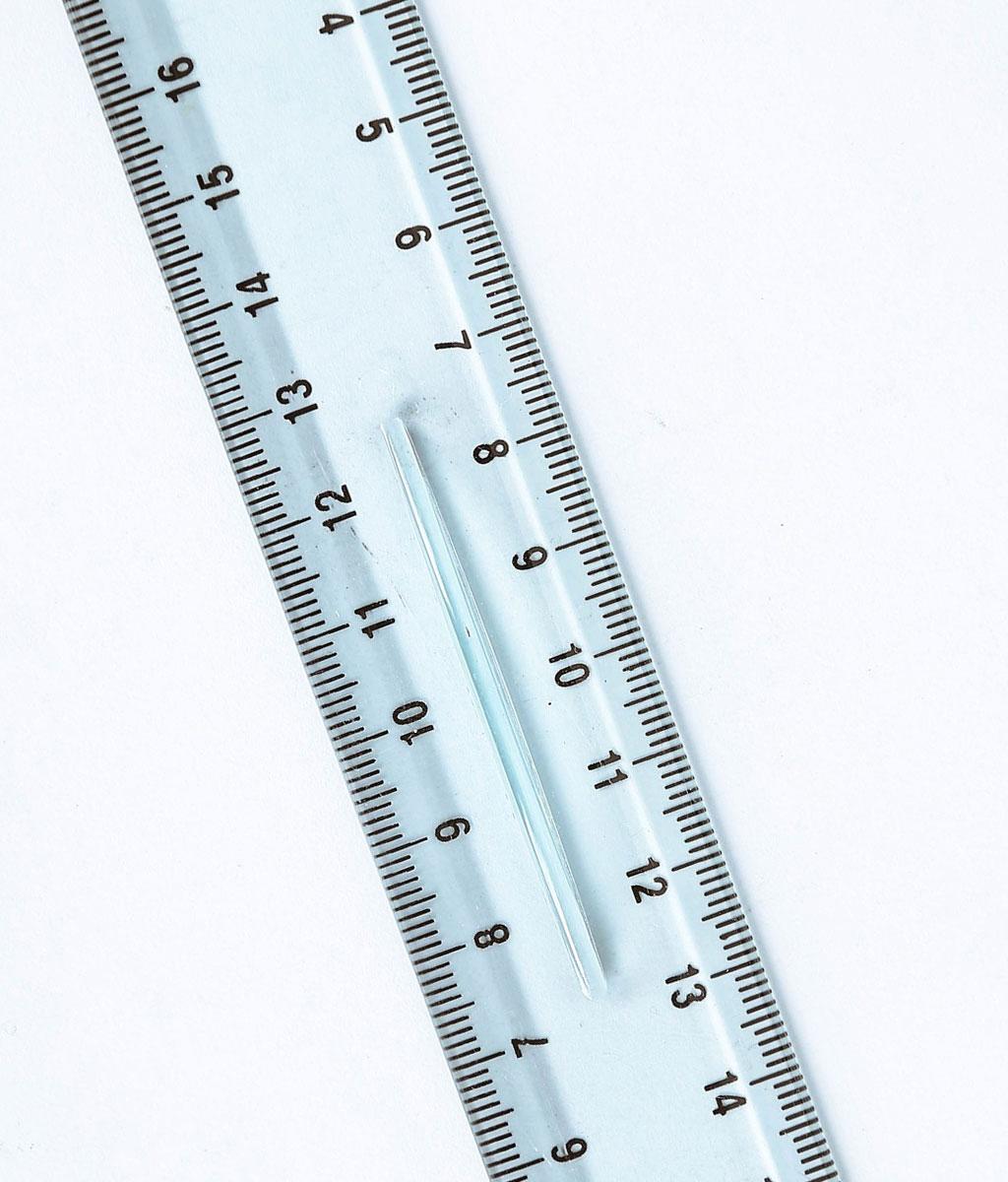 Double décimètre 20 cm DD 20