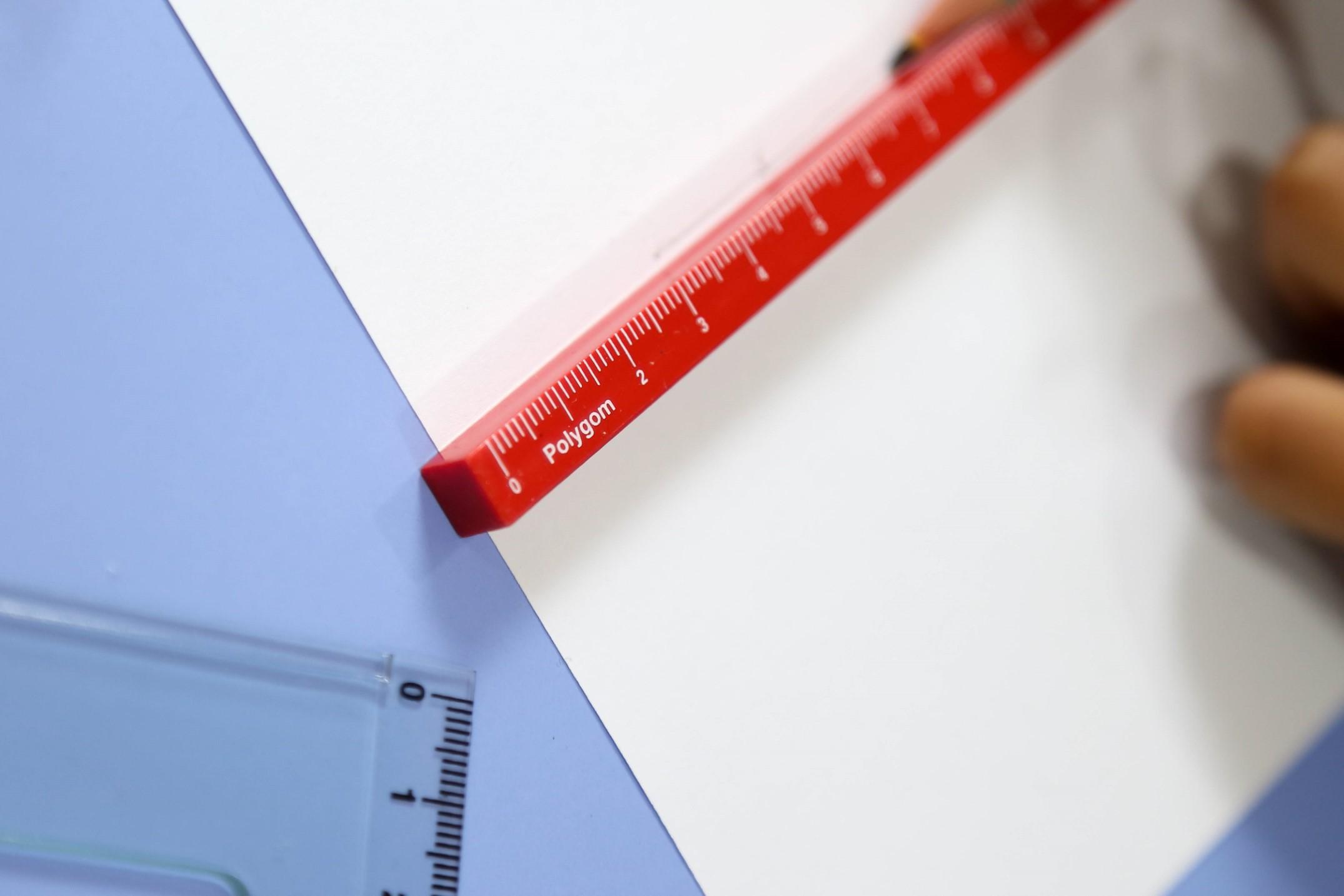 Règle carrée 30 cm RC 30