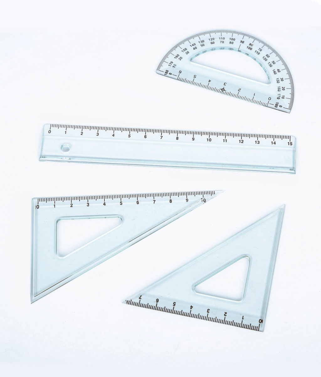Mini pochette géométrique MPG