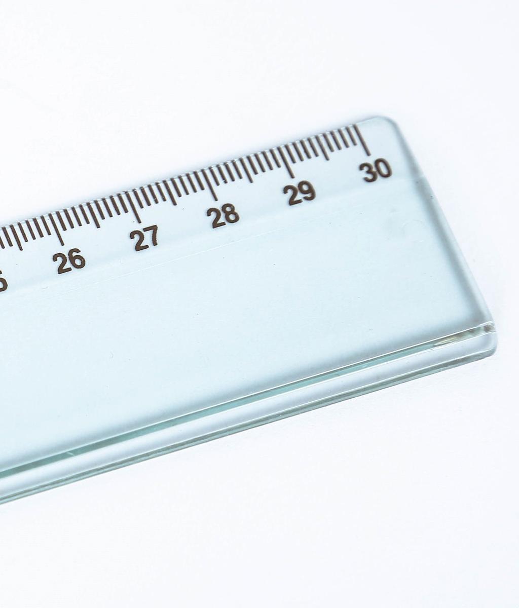 Règle plate 30 cm RP 30