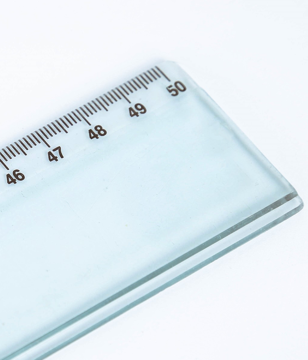 Règle plate 50 cm RP 50