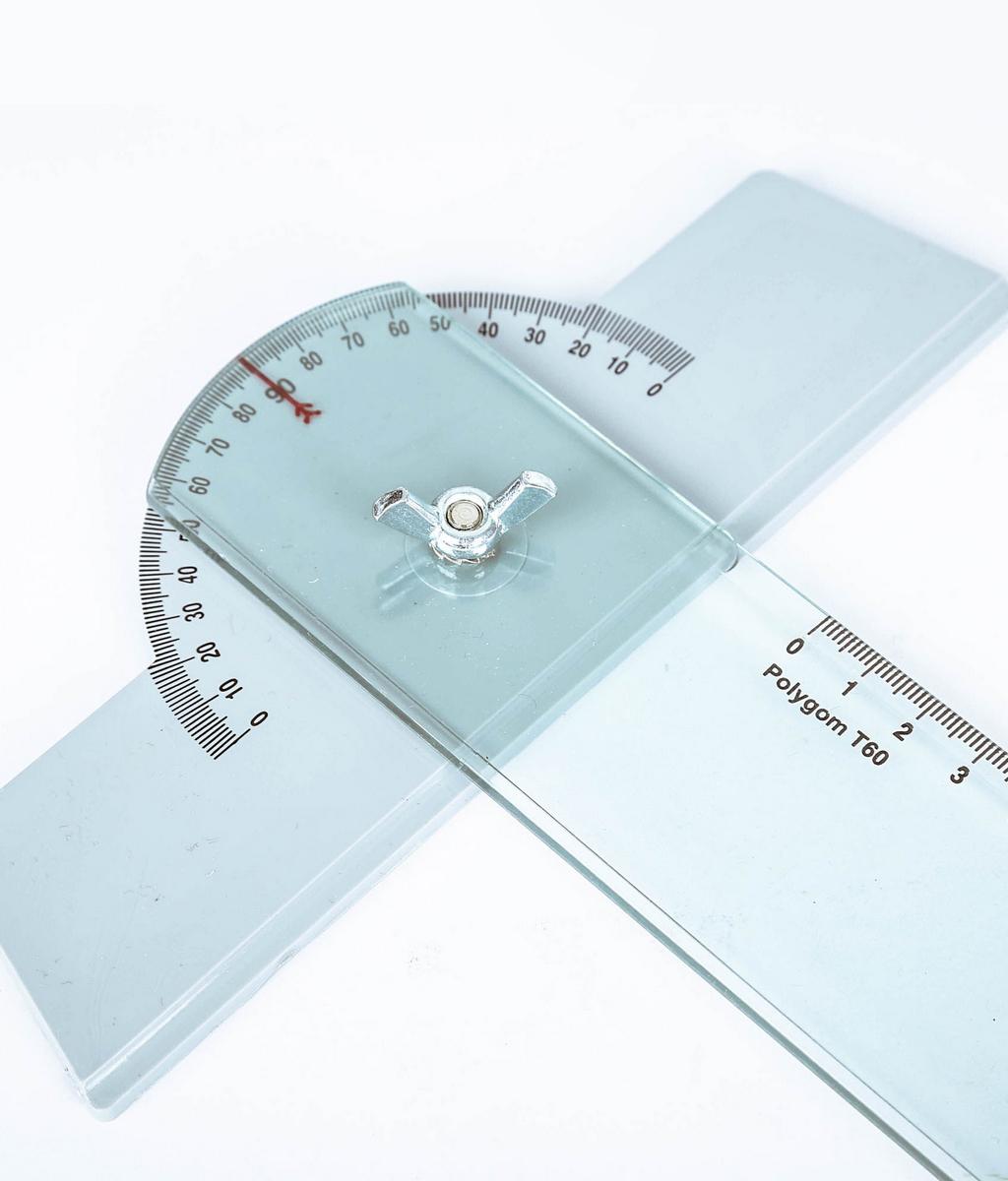 TE 60 cm – Tete rapporteur rotative TE 60
