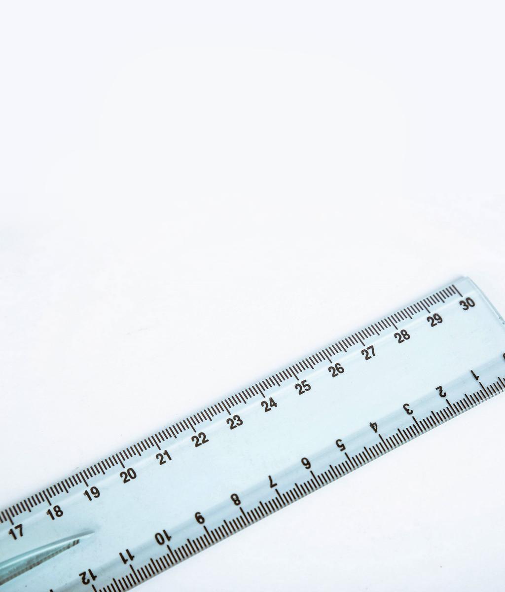 Triple décimètre 30 cm TD30