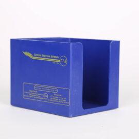Cube papier et stylo personnalisé
